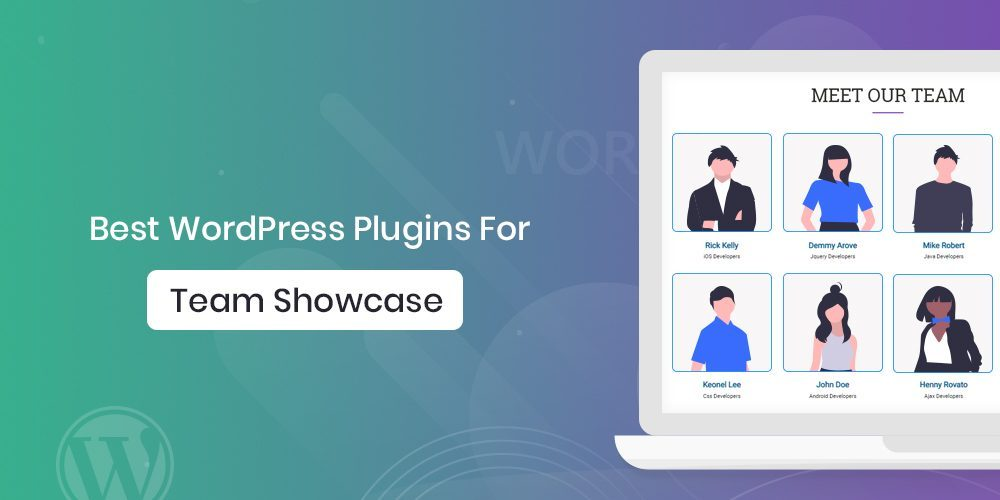 Best WordPress Plugins For Team Showcase