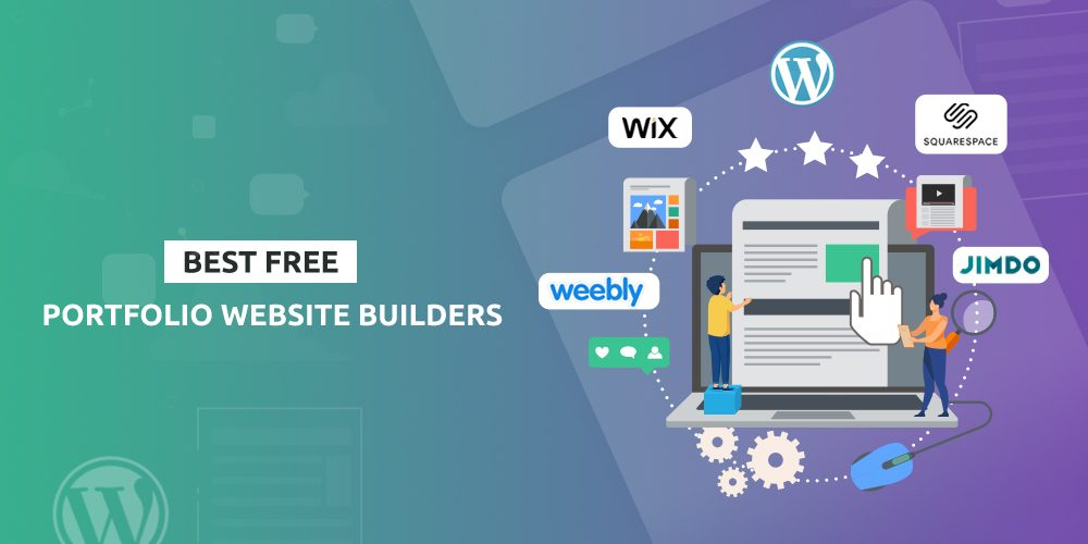 Best Free Portfolio Website Builders